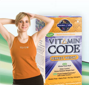 Vitamin Code Perfect Weight Formula Test site for Debbie